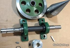 Rachador Motor e Tractor Fuso Aço