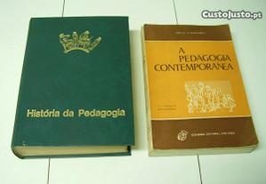 Livros Pedagogia