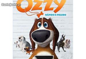 Filme em DVD: OZZY Rápido e Peludo - NOVO! Selado!