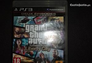 Jogo PS3 grant teft auto Liberty City