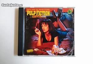Pulp Fiction - Banda Sonora Original (CD)