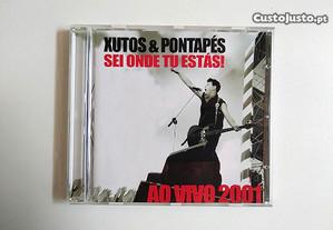 Xutos & Pontapés - Sei Onde Tu Estás (CD)