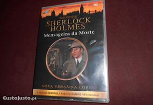 DVD-Sherlock Holmes - Mensageira da morte