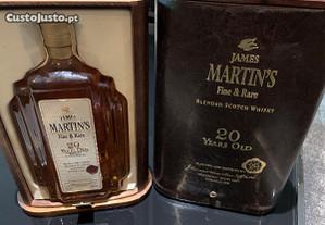 Whisky James Martins