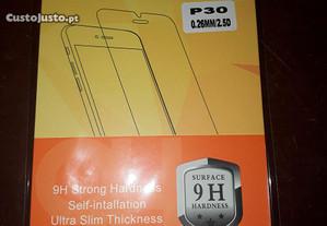 Película protectora para ecrã Huawei P30