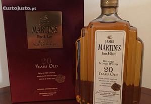 James Martin's 20, JB15, Cutty Sark, Vodka Absolut