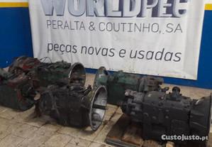 Caixas de Velocidades Scania