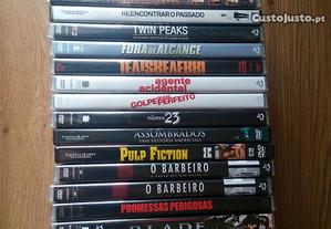 Lote DVD selados NOVOS