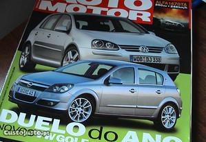 Revista antiga auto magazine