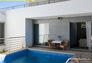 Pé na Areia - Guest House - Quartos