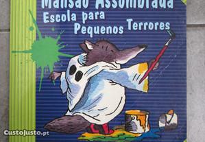 Mansão Assombrada Escola Para Pequenos Terrores