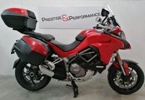 Ducati Multistrada 1260 S - Touring