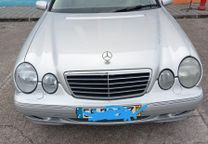 Mercedes-Benz E 220 CDI Station Classic - 99