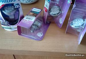 Quatro Lâmpadas novas Philips posso trocar