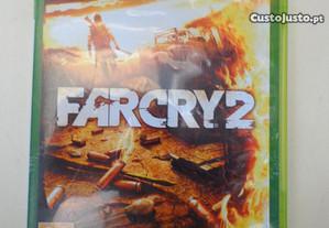 Jogo X-Box - Far Cry 2