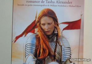 Livro Elizabeth A idade do Ouro - Tasha Alexander