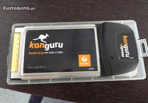 Modem 3,5G/3G/2G Optimus Kanguru Xpress PCMCIA