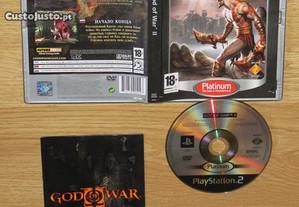 Playstation 2: God of War 2