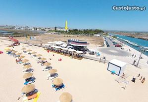 Algarve,Fuseta,T1 frente praia,LIVRE