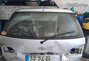 Vidro da Mala Toyota Avensis 1998/03