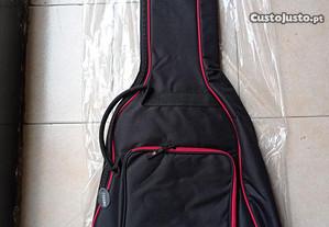 Saco de transporte para guitarra Acústica