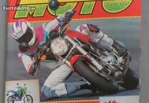 Caderneta de cromos Super Moto - Panini
