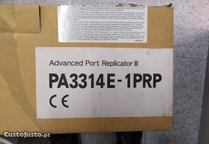 Doca para portátil Toshiba (P/N: PA3314E-1PRP)