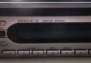 Leitor SONY - MP3 + Rádio para Carro