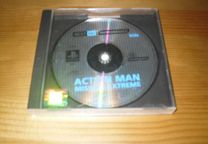 Jogo Playstation PS1 Action Man - Mission Extreme