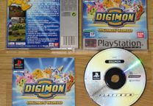 Playstation 1: Digimon World