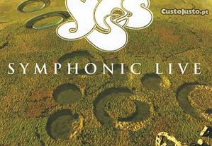 YES - Symphonic Live - DVD