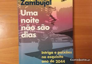 Uma noite não são noites - Mário Zambujal