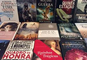 Livros novos e baratos