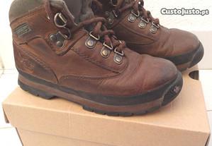 Timberland - Botas sapatos ténis - nº 32 -Castanho