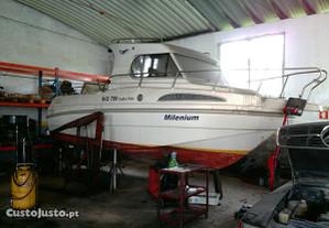 Barco Rio 700 Cabin Fish