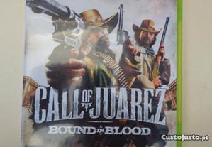 Jogo XBOX - Call of Juarez - Bound in Blood