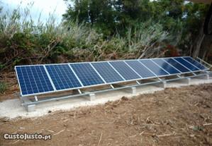 Bomba para barragem de 3CV Solar
