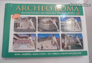 Archeo Roma-Reconstruida em Película Transparente
