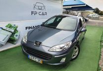 Peugeot 407 SW 1.6 HDI Griffe - 08