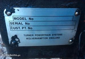 Trator-Caixa velocidades New Holland NH95