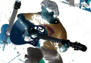 Aulas de Guitarra ao Domicilio/Aulas de Musica