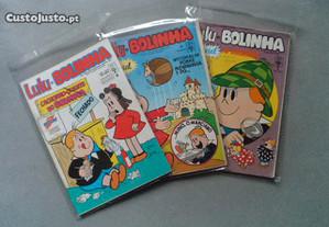 Livros Banda Desenhada - Lulu e Bolinha - Abril