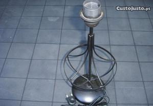 Candeeiro de metal de Iluminação