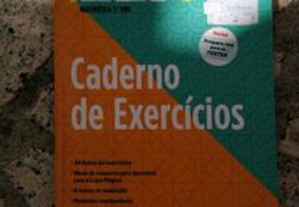 Livro fichas Matemática