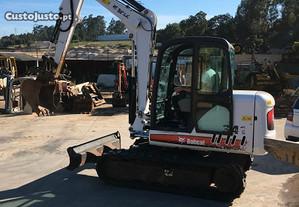 Mini giratoria - escavadora Bobcat 341
