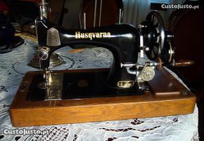 Maquina de Costura Husqvarna como a Nova