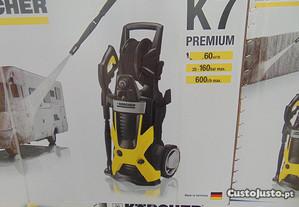 Maquina de Lavar a Pressão Karcher K7 com 2 Bicos,