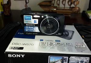 Sony Cyber-Shot DSC- W570