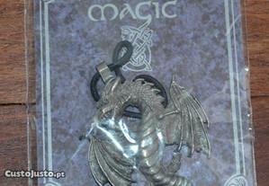 Colar com Pendente Dragão Ancient Magic