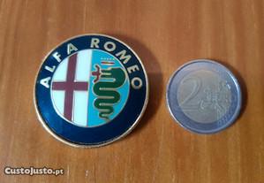 Emblema Original da Alfa Romeo